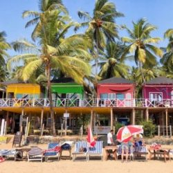 Top Beaches in Goa – Palolem Beach  for Water Sports