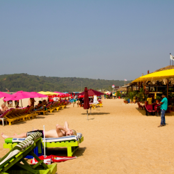 Top Beaches in Goa - Baga Beach for Water Sports