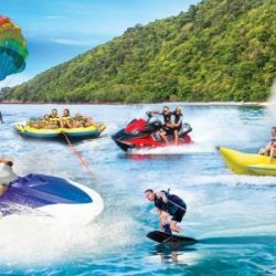 Try the thrilling adventure sports in Goa to  make your vacation lifetime memorable