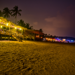 Palolem Beach - Stroll on the white sand