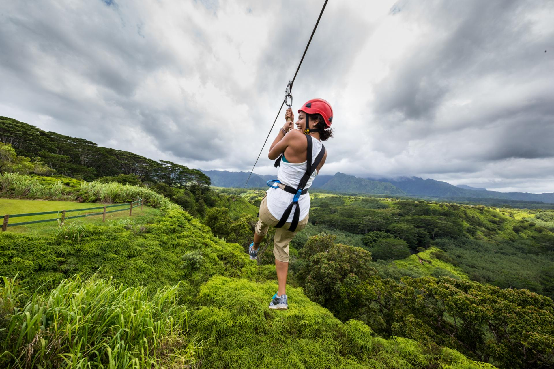 zipline-in-kolad