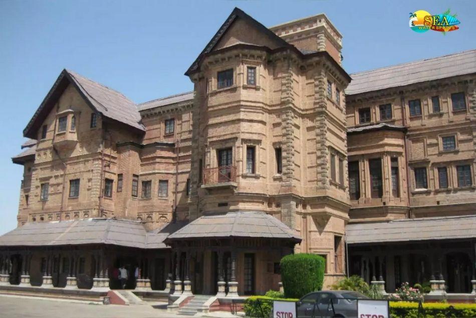 Dogra Art Museum In Jammu