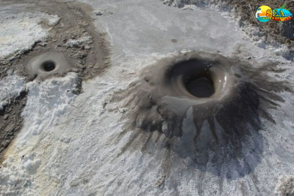 Mud Volcanoes Of Diglipur