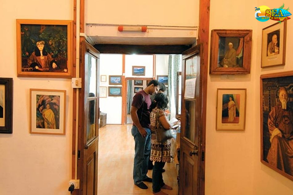 Nicholas Roerich Art gallery and Museum In Manali