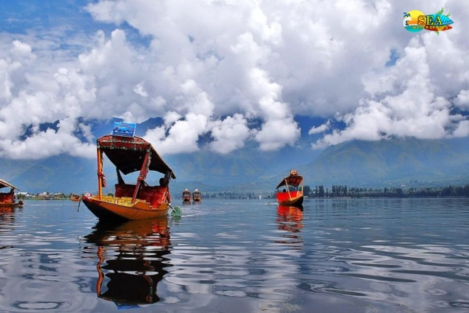 Surinsar Lake In Jammu